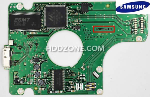 Samsung Festplatten Elektronik Tauschen Reparieren