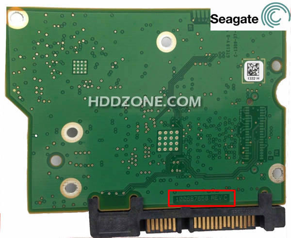 Seagate Festplatten Elektronik Tauschen Reparieren